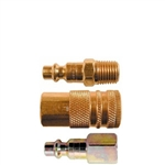 Air Hose Coupler and Connector Interchange Set, 1502DL