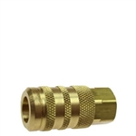 Air Hose Six Ball Coupler Industrial Interchange, 15XMbulk, Flexeel Fitting